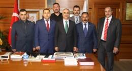 BBP'den Sami Aydın'a ziyaret