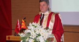Makedonya Cumhurbaşkanı İvanov Sivas'a geliyor