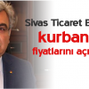 Sivas'ta Kurbanlık Fiyatları Açıklandı