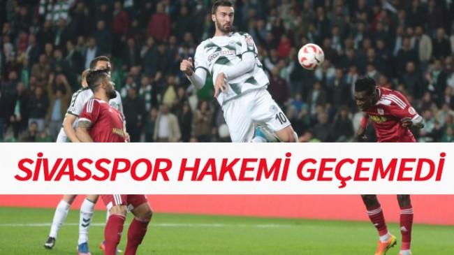 Sivasspor kupaya veda etti
