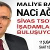 Sivas TSO'dan duyuru