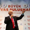 Başbakan Binali Yıldırım 'Büyük Sivas Buluşmasında' konultu