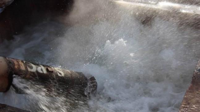 Sıcak çermiğin içme suyu problemi çözülüyor