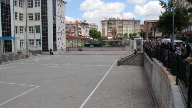 Sivas'ta Lgs Heyecanı